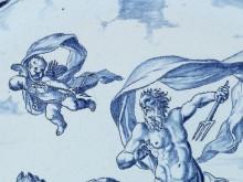 Les camaïeux bleus