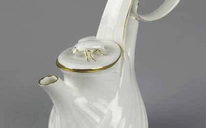 Fennel Coffee Pot