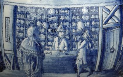 'A l'image de St Thibault' Jug
