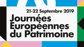 Journées Européennes du Patrimoine et du Matrimoine