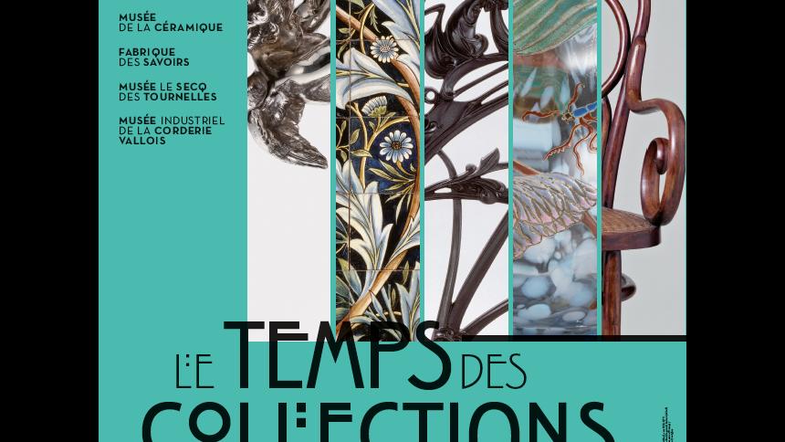 Le Temps des collections VI : Aux origines du design moderne